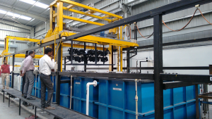CED Coating Plant For Automobile Parts